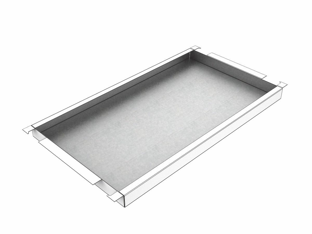 Plafotherm® B 110 - kazeta typ 3