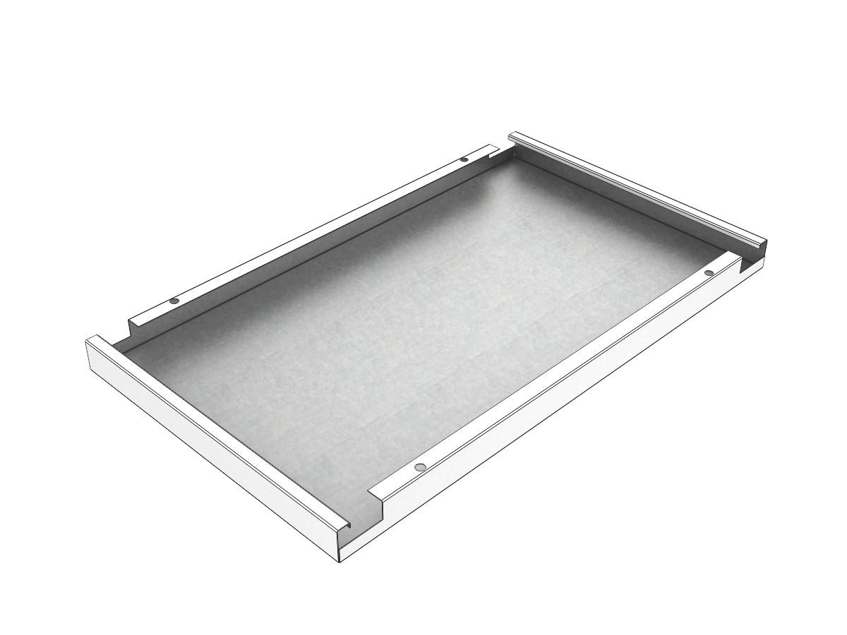 Topný a chladící podhled Plafotherm® E 213 - kazeta typ 1