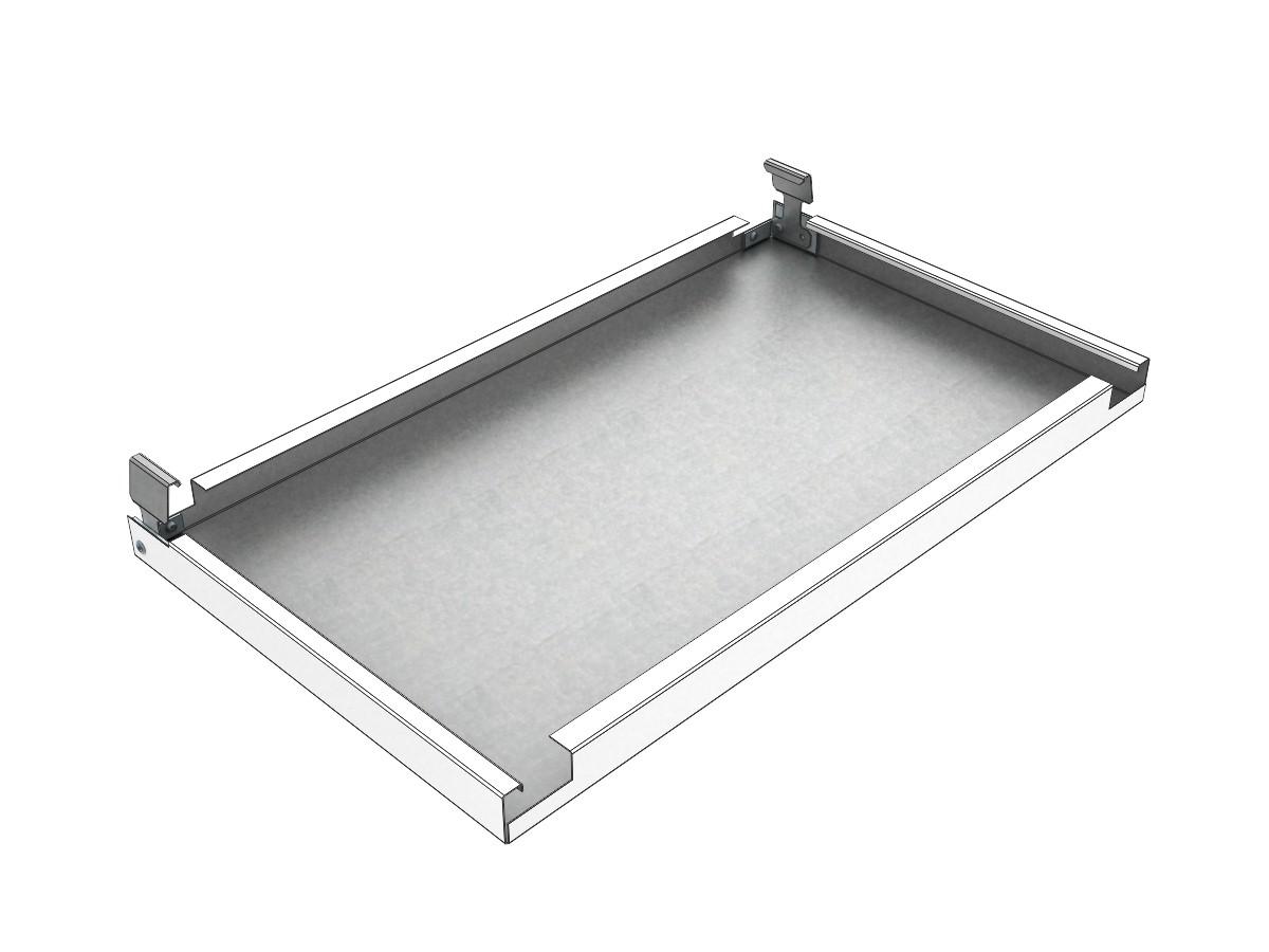 Topný a chladící podhled Plafotherm® E 213 - kazeta typ 3