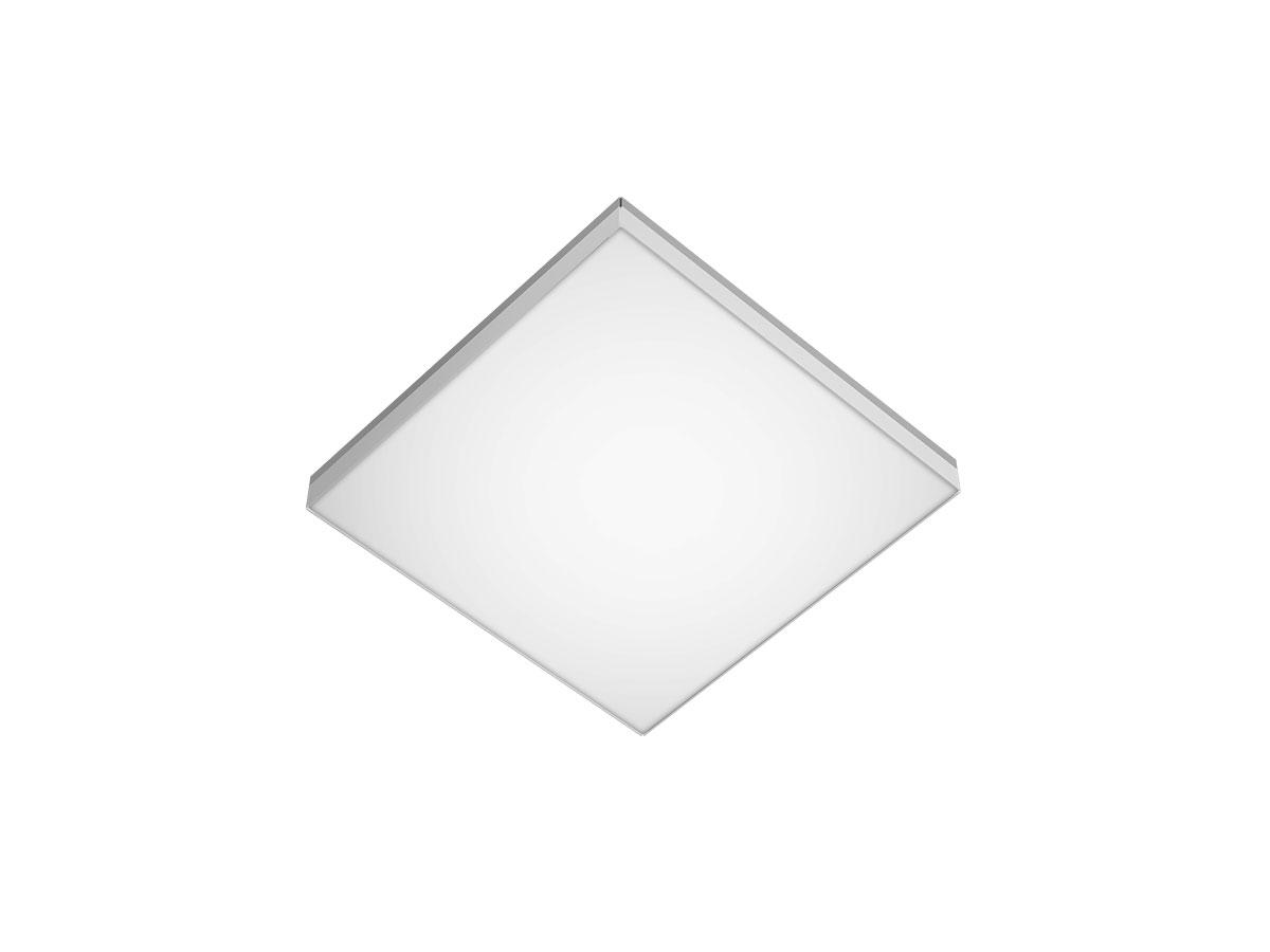 Stropní přisazené čtvercové svítidlo WA 400